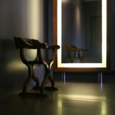 przedpokój lustro